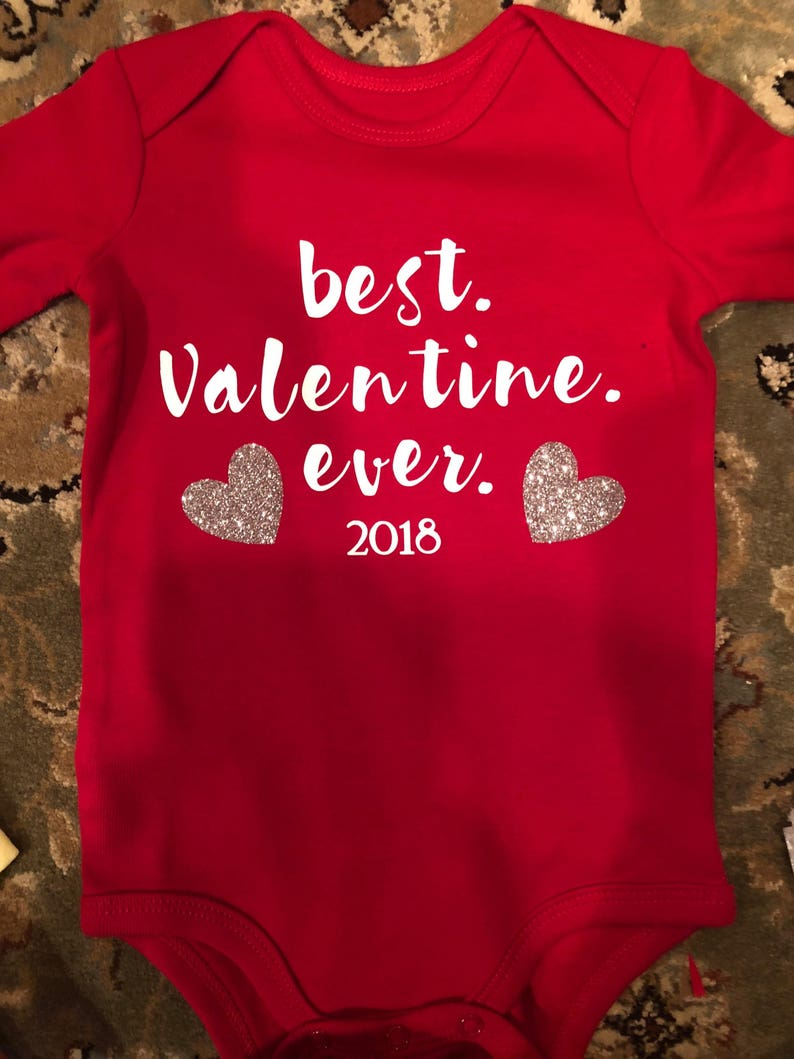 Valentines Day Onsie