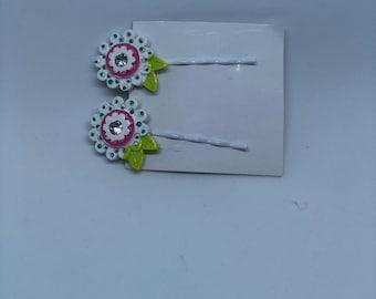 Bobby pins, set of 2