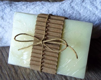 All Natural Unscented Goat's Milk Soap