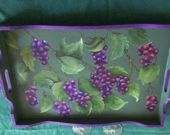 Grape cluster Tray