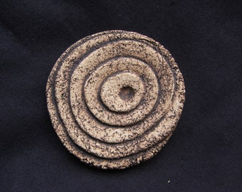 Concentric brooch