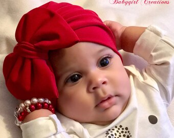 b22e89e0d67 Baby girl red hat