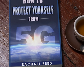 How to Protect Yourself from 5G    Books   Rachael Reed   Motivation   Inspiration   How To    Personal Growth   E- Books
