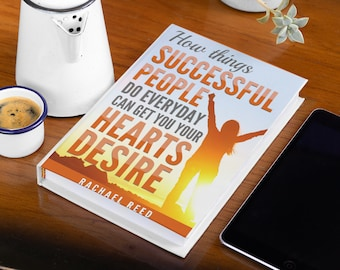 How Things Succesful People Do Everyday Can Get You Your Hearts Desire | Books| Self Care | Self Care Journal  | Self Care Planner