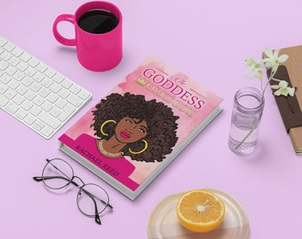 The Goddess Workbook (Online Fillable Book)  | Books | Self Care | Self Care Kit | Self Care Journal | Self Care Box | Self Care Planner