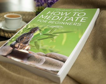 How to Meditate for Beginners  | Books | Motivation | Inspiration | How To | Self Care | Personal Growth | Self Care Planner | Self Care Kit