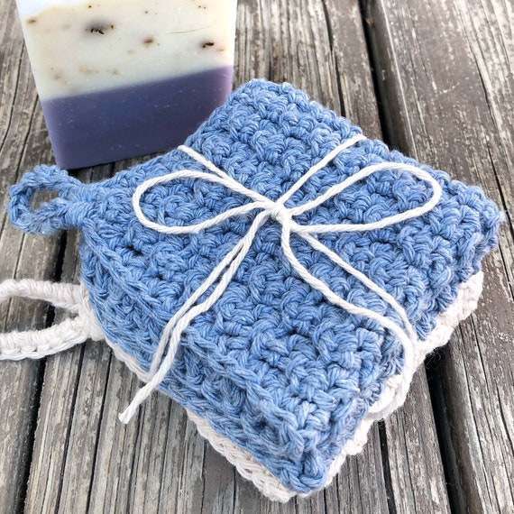 Crochet Washcloth Pattern Ultra Luxe Washcloth Crochet Etsy