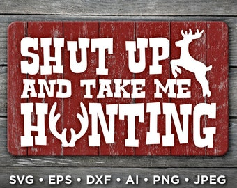 Fathers Day Present Hunting Gifts For Men Humorous Wall Art Gift For Hunting Boyfriend Deer Hunter Sign Deer Hunting Signs