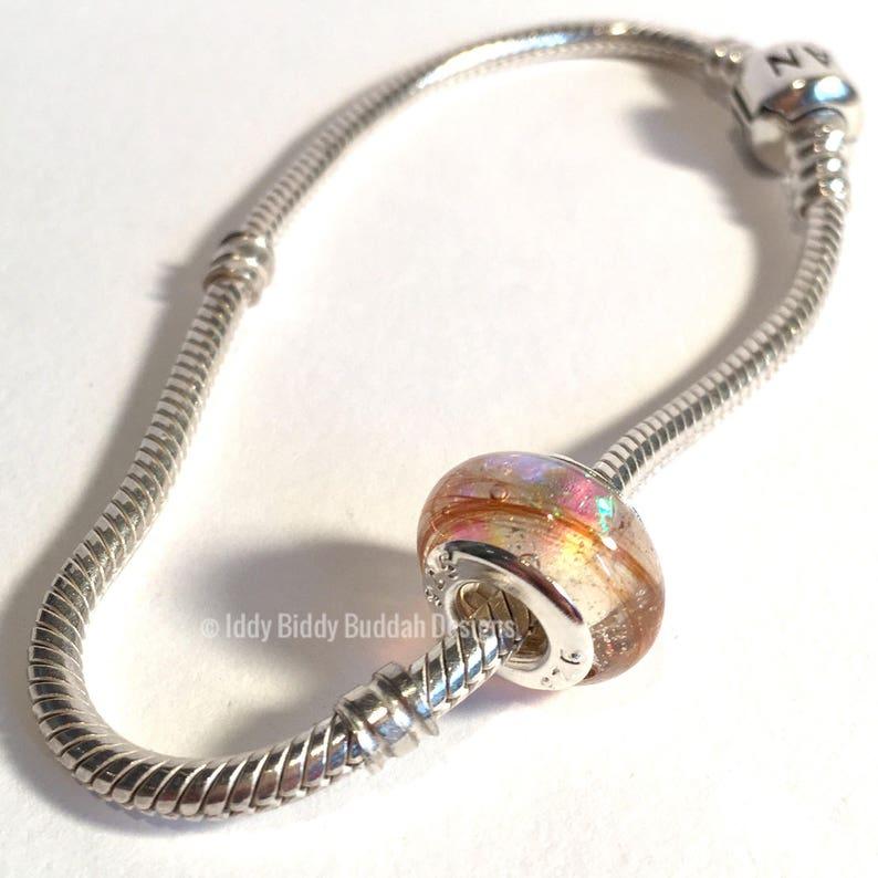6f53080f4 Personalised Pandora style DNA charm bead/ Rememberance Bead/ | Etsy