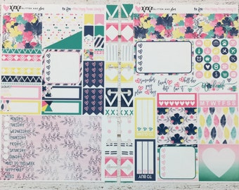 Be Free Weekly Kit - Mini Happy Planner