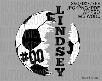 Soccer svg | Etsy
