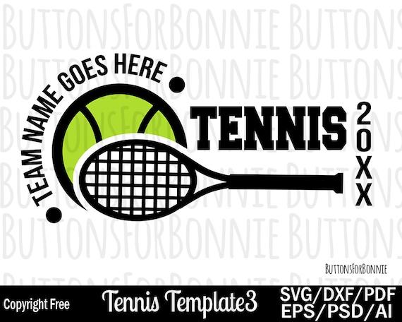 team shirt shirt design Wolves tennis school spirit cricut tennis svg cut file sport svg tennis team tennis mom svg