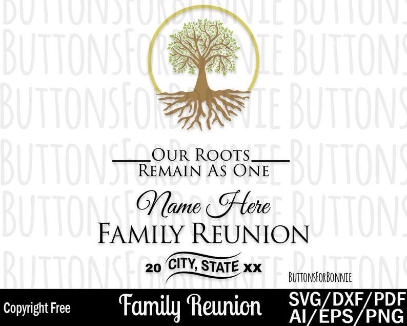 Family Reunion Svg Family Shirt Design Reunion Shirt Design Etsy