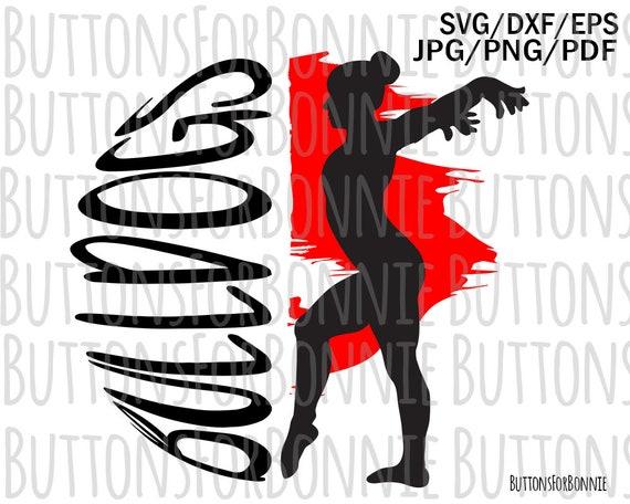 Bulldogs Gymnast Svg Gymnast Mom Svg Tumble Svg Cut File Etsy