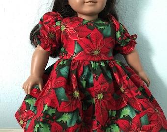 Poinsettia Dresses