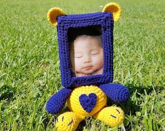 Teddy Bear Framegurumi