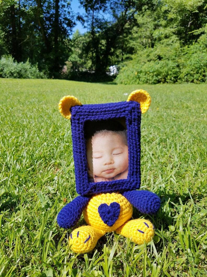 Teddy Bear Framegurumi image 0