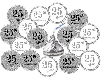 Personalized Candle Tin Anniversary Party Favors Set of 12 Gray Custom We Still Do White Wedding Anniversary