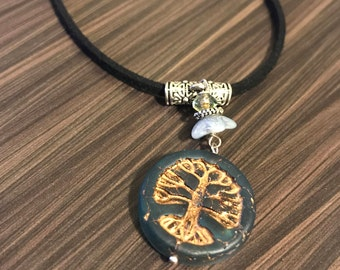 Tree of life Necklace, Tree symbol necklace,