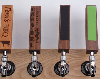 2 Beer Tap Handle Custom Brother Gift For From Sister Best Birthday