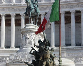 Italian Flag- Rome