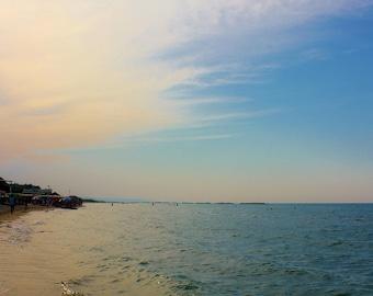 Beach - Tollo, Italy