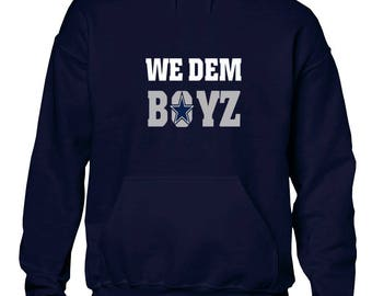 We Dem Boyz Dallas Football Team Hoodie f219e4f1e