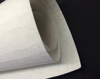 Interfacing vliseline white very stiff interfacing