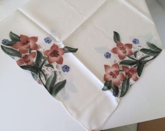 Tablecloth square 90 * 90 with 4 napkins