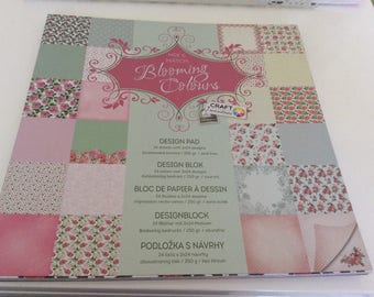 Matching cardstock for scrapbooking or cardmaking 30, 5 * 30, 5 cm
