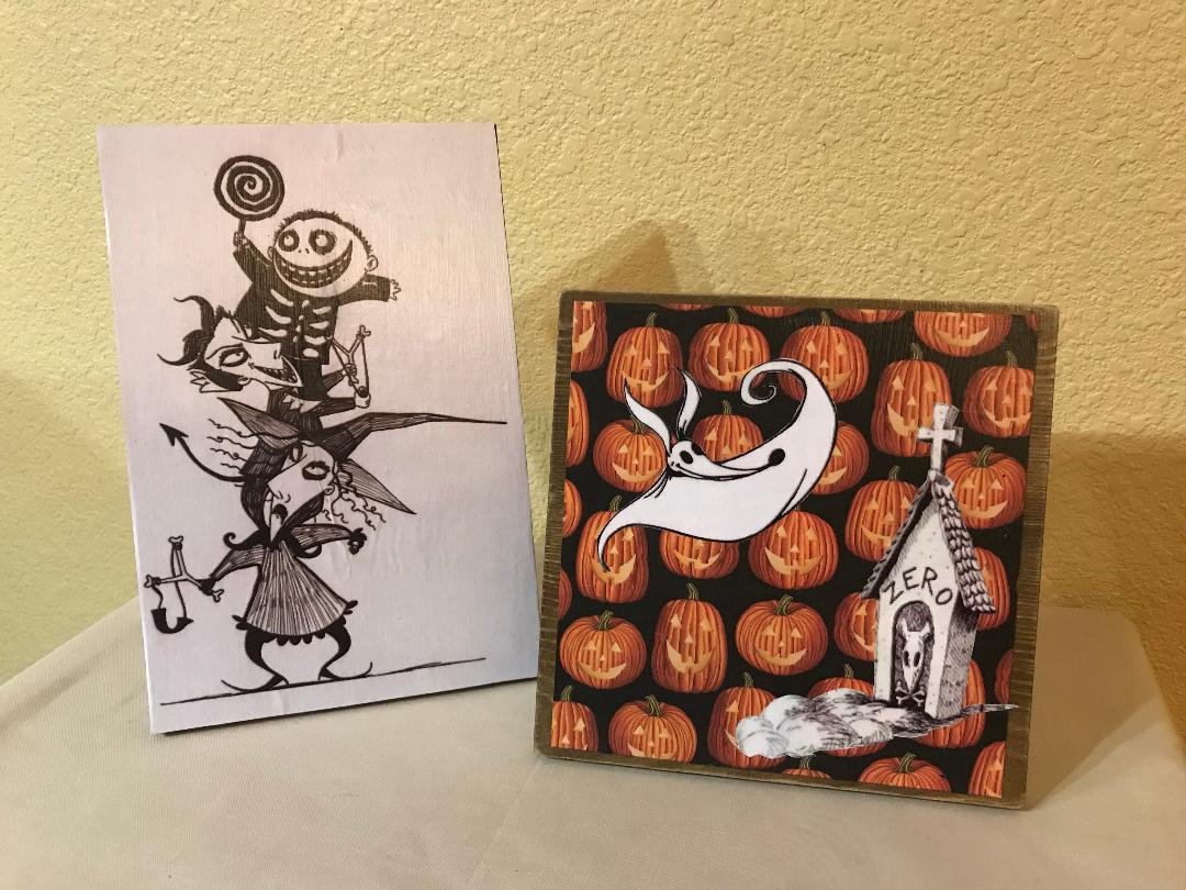 Disney\'s Nightmare Before Christmas Trick-or-Treaters | Etsy