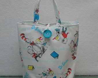 Dr. Seuss Gift Bag/Tote