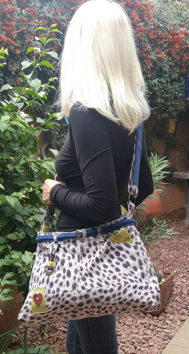 Free gift with purchase handmade ralph lauren jean purse  60a238f1d1c67