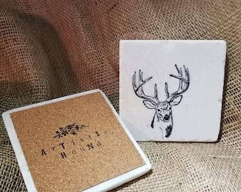 Buck Coasters