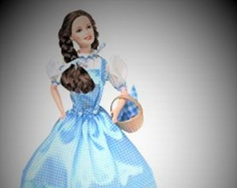Barbie as Dorothy by Mattel, Talking Dorothy Doll, New in original box, With Reduced Shipping