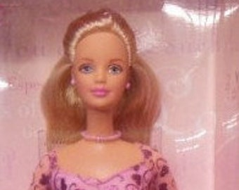 Barbie..... with Love, from 1999, Vintage  Barbie in the original unopened box, New , With Reduced Shipping