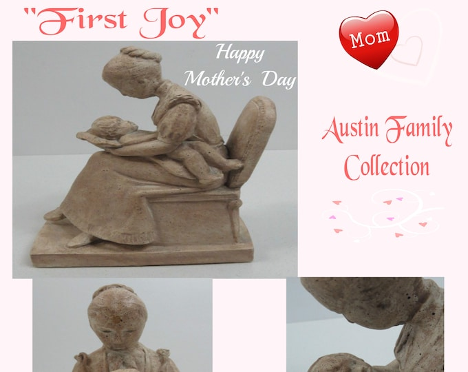 "Austin Family Collection ""FIRST JOY"" Figurine, In Excellent Condition, With Reduced Shipping"