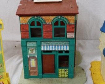 Fisher Price Toys Vintag