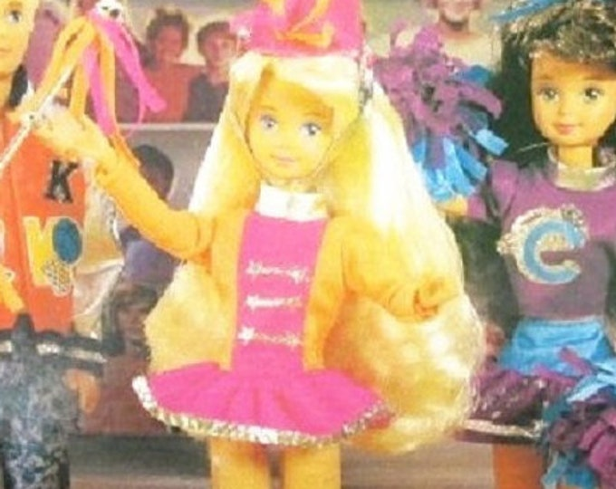 Skipper Baton Twirling Vintage in the original unopened box, Barbie's Teen Sister,  1992, With Reduced Shipping