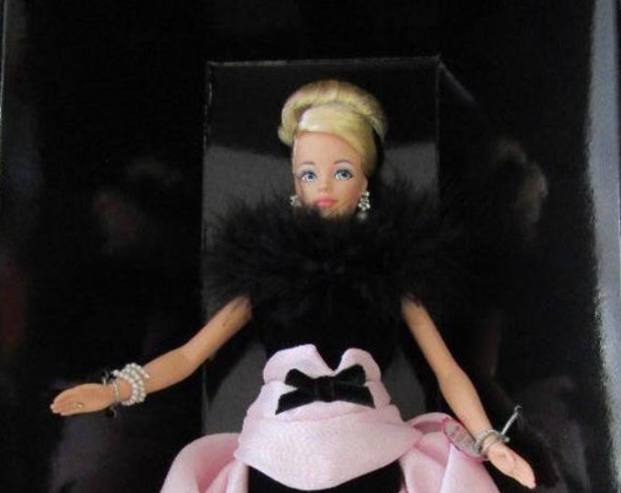 1996 Grand Premiere Barbie Doll. Members Choice. First Edition. Official Barbie Collector Club. NIB.