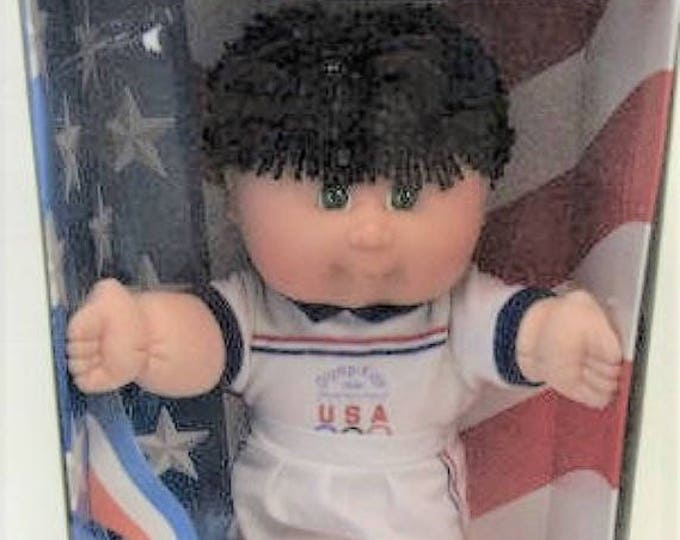 Toys- Cabbage Patch Olympikids RARE Doll from the 1996 Special Olympics with Reduced Shipping