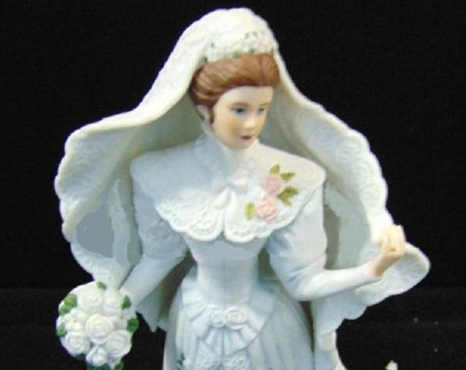 Lenox Centennial Bride Figurine in the Original Box - Excellent Condition- With Reduced shipping