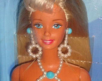 Barbie Pearl Beach from the Pearl Beach Collection, 1997, In the Original Unopened Box, With Reduced Shipping
