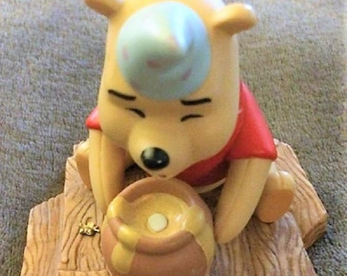 Toys- Disney Winnie the Pooh Figurine Collection includes  4 Collectable Figurines -  with Reduced Shipping