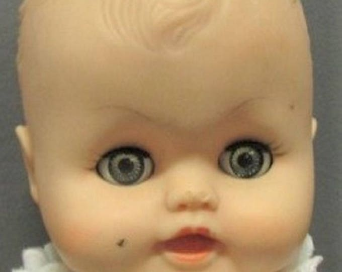 Toys- Vintage Rubber Baby Doll  Marked AE 376 012- Excellent Used Condition with Reduced Shipping