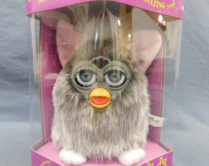 1998 Furby Factory Sealed, New in the original unopened box, Never Removed or used, By Tiger Electronics, With Reduced Shipping