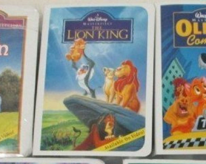 Disney Toys from Happy Meals in the original package, Vintage Toys , Collectables With reduced shipping , Retro Toys we all love!