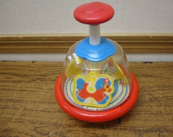 Spinning Top by Fisher Price from 1990, In Excellent Condition, with Reduced Shipping