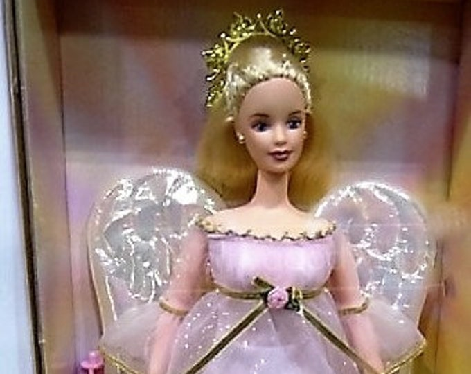 Avon Angelic Harmony ,Caucasian, Barbie Special Edition, Vintage Collectable , New in Box, Excellent Condition