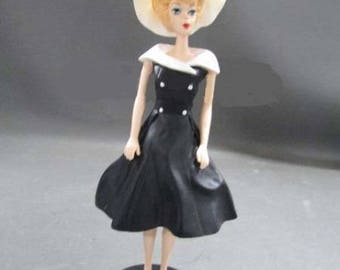 """Barbies TOYS- Barbie Figurine """"After Five"""" from the Classic Barbie Collection figurines by Danbury Mint"""